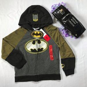 Batman NWT Hoodie for Boys Various